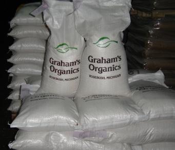 Fresh Organic Feed