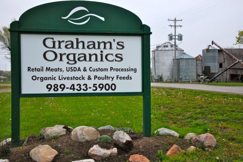 Graham's Organics - Michigan's best organic meats