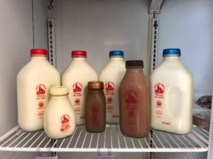 Organic Dairy Products from Organic Michigan Farms